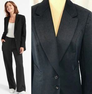 The Limited Jackets & Coats - The Limited LUXE Black Blazer Size 10
